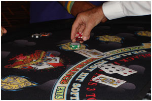 casino table photo