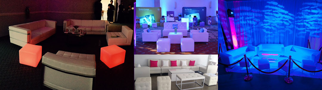 Atlanta Lounge Rental Lounge Furniture Accent Tables